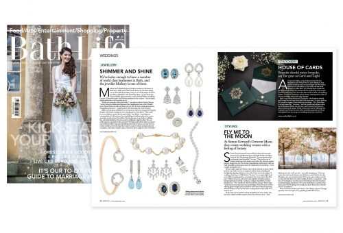 Bath Life (Issue 398) wedding feature